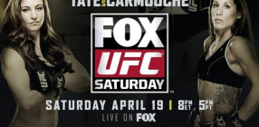 LIZ CARMOUCHE vs Miesha Tate April 19th