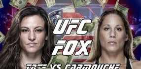Miesha Tate vs Liz Carmouche UFC on FOX 11